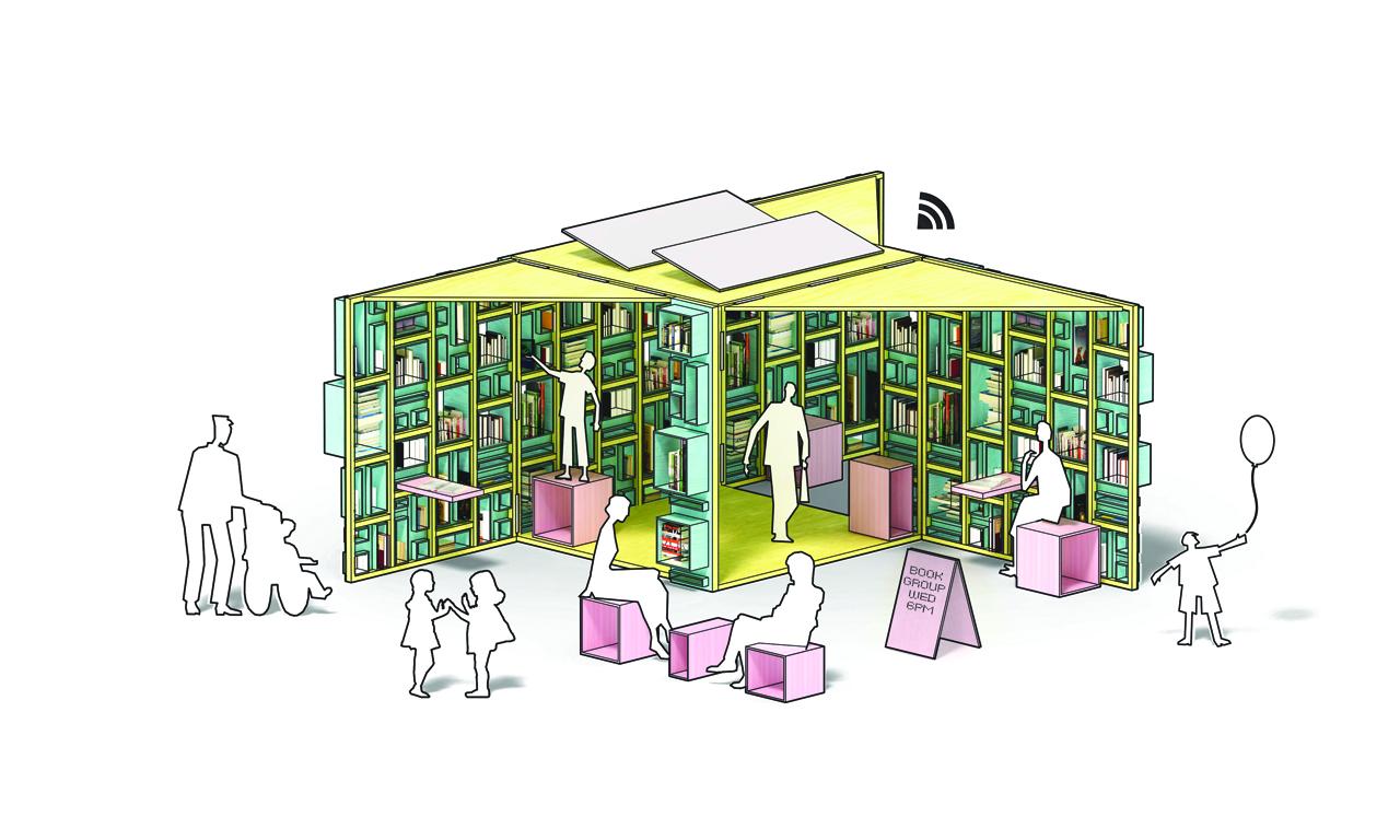 Book Box Open